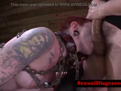 Sheena Rose gets brutally humiliatedd by her master